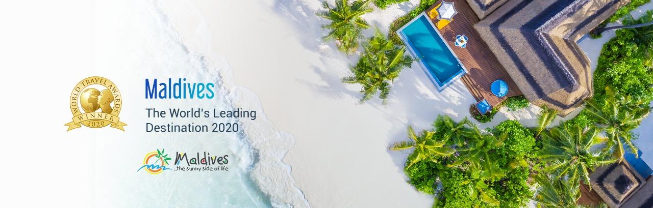 maldives the world's leading destination 2020