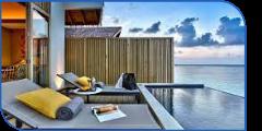 Hard Rock Hotel Maldives Platinum Overwater Pool Villa
