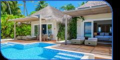 Baglioni Resort Maldives Two-Bedroom Family Beach Villa