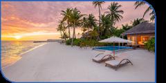 Baglioni Resort Maldives Pool Sunset Beach Villa